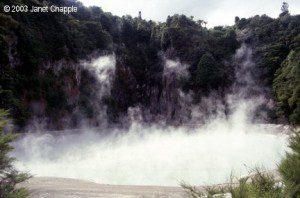 Inferno Crater Rotorua