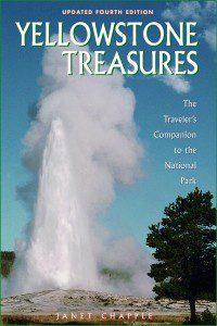 Yellowstone Treasures book cover