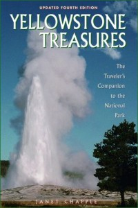 Yellowstone Treasures 4th edition cover