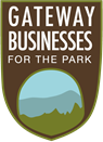 Gateway Businesses for the Park logo
