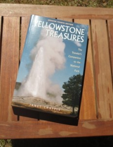 Yellowstone Treasures guidebook