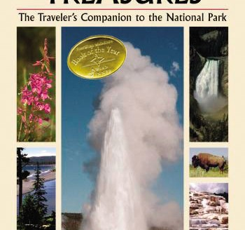 Yellowstone Treasures first edition cover