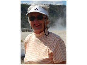 author Janet Chapple
