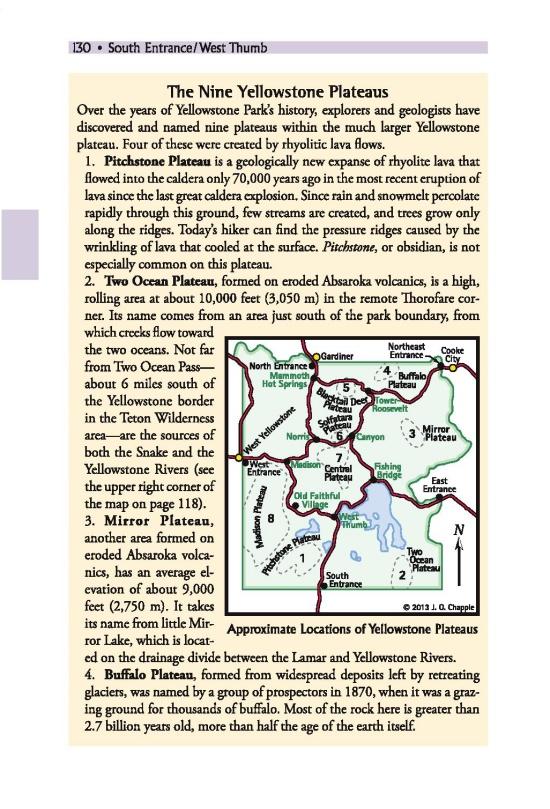 Nine Plateaus sidebar page 130