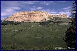 Beartooth Butte