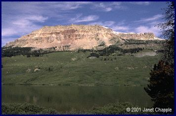Beartooth Butte
