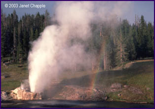 Wonderful Geysers Not To Miss Yellowstone Treasures