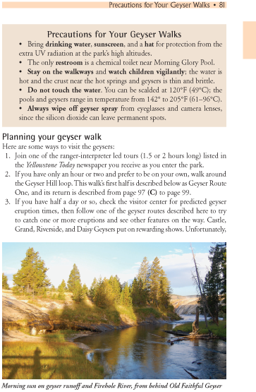Yellowstone Treasures page 81