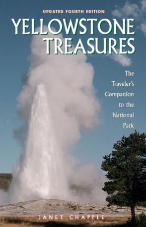 Yellowstone Treasures cover image