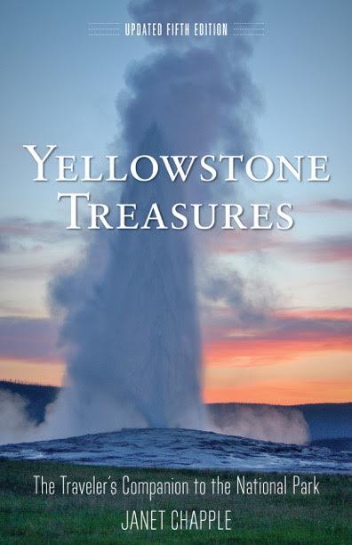 Yellowstone Treasures 5th edition 2017 cover