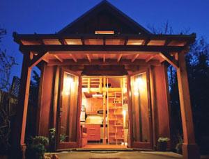 Karen Chapple backyard cottage in Berkeley