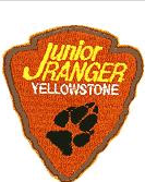 Junior Ranger program badge