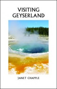 Yellowstone Treasures geyser walks ebook
