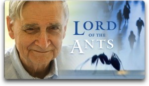 E. O. Wilson lord of the ants keynoter
