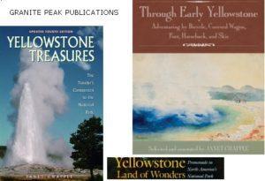 Yellowstone Treasures Janet Chapple