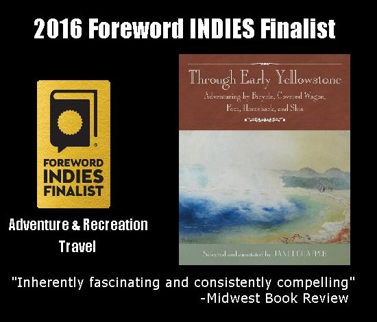 Through Early Yellowstone book 2016 finalist