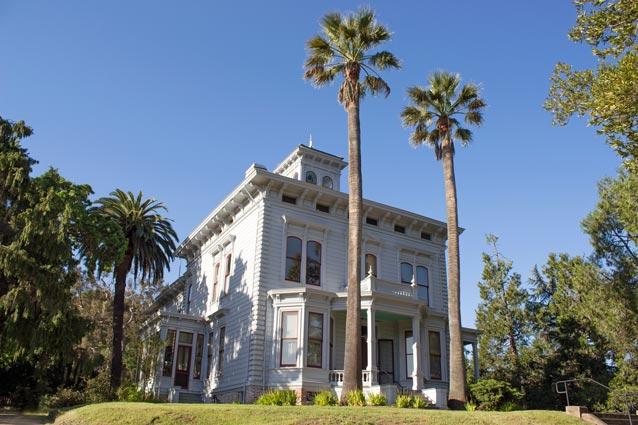 John Muir Home in Martinez California