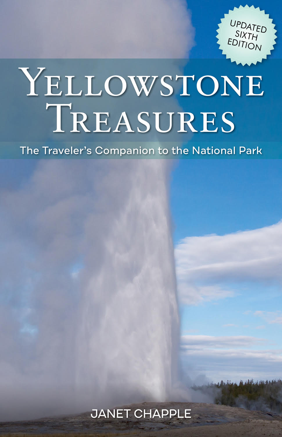 Yellowstone Treasures cover 6th edition 2020