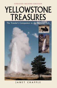 Yellowstone Treasures 2nd ed. cover